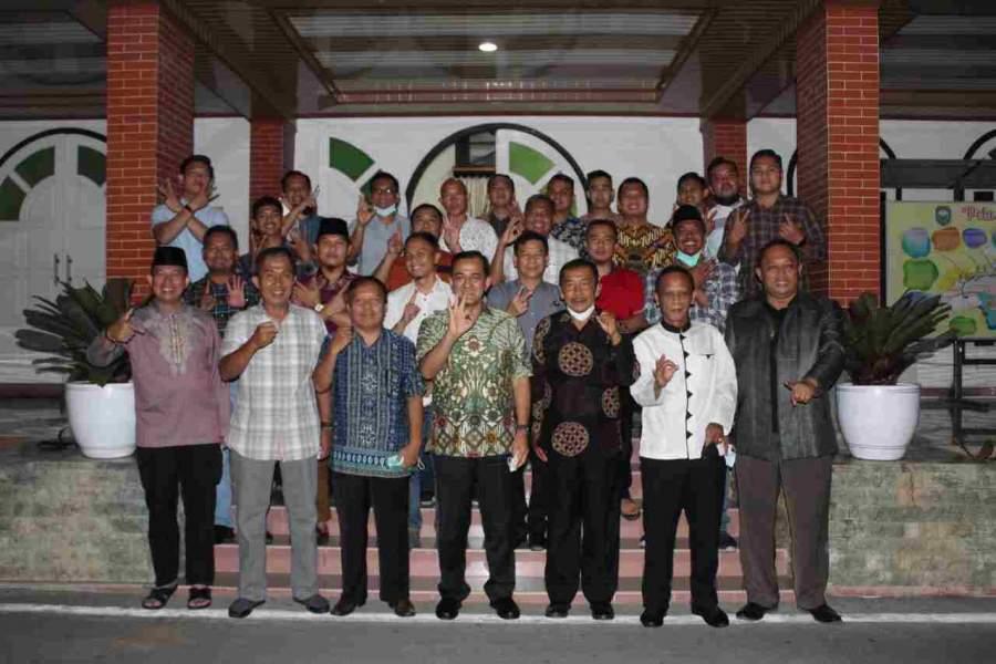 Plh Bupati OKU Silaturahmi Ramah Tamah Bersama Keluarga Besar IKAPTK Kabupaten OKU