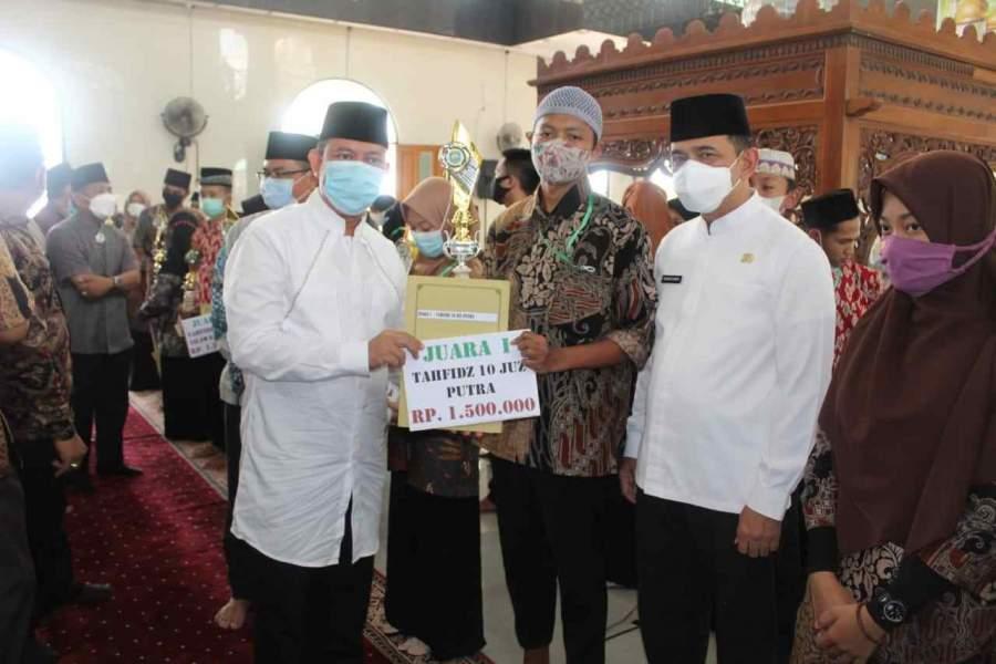 STQ ke 26 Tingkat Kabupaten OKU Resmi di Tutup