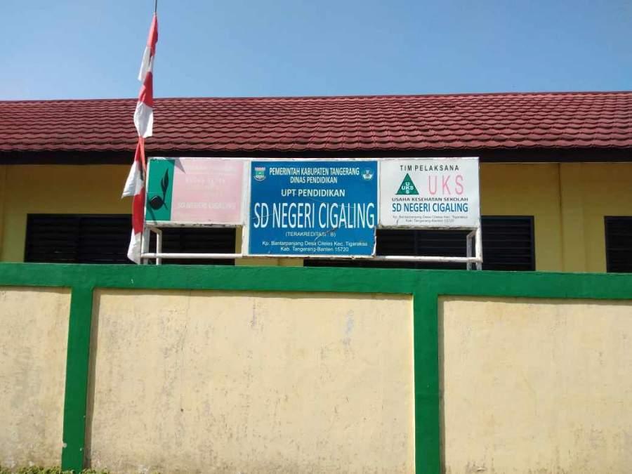 Foto : SD Negeri Cigaling