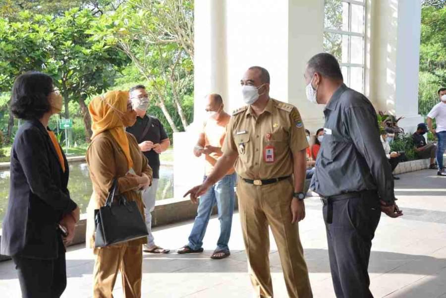 Pemkab Tangerang Genjot Vaksinasi Bagi Warganya