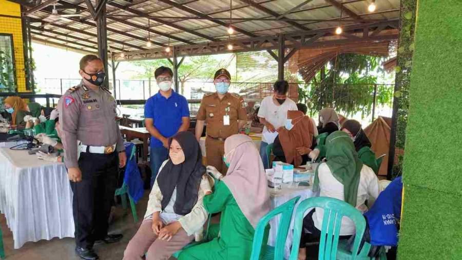 Triraksa Village Jadi Setra Vaksinasi, 1000  Dosis Disiapkan
