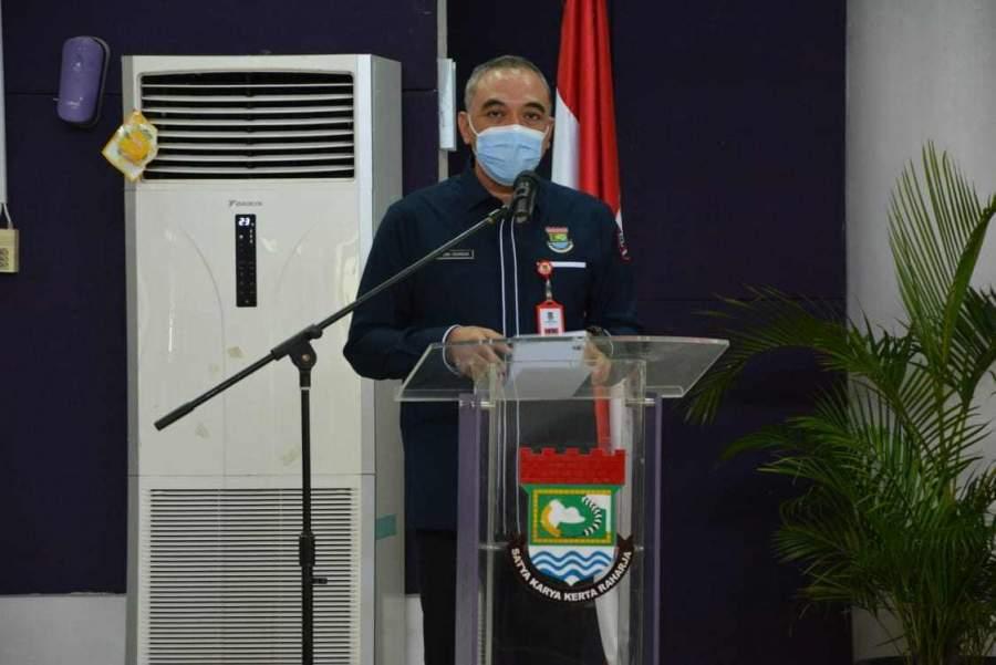 Launching Nomor Tunggal Panggilan Darurat 112, Bupati Harapkan Jadi Pengaduan Terpusat