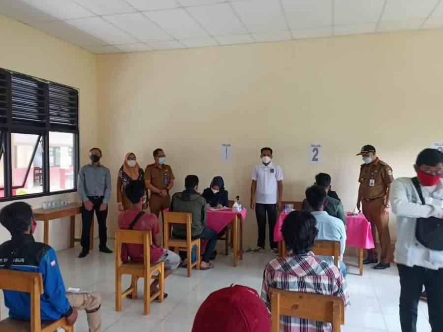 Bank Jabar-Banten ( BJB ) Salurkan Bantuan Senilai 600 Ribu Rupiah