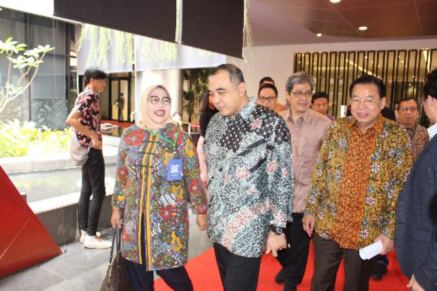 Zaki Hadiri Acara Apple Academy Indonesia