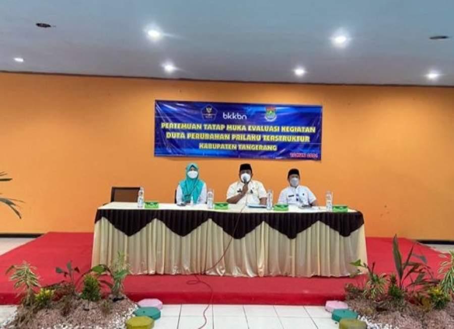 DPPKB Kabupaten Tangerang Kerahkan Duta Perubahan Perilaku Untuk Mengedukasi Masyarakat